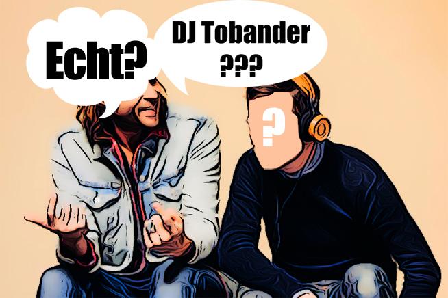 ACHTUNG: Test deinen neuen DJ Namen