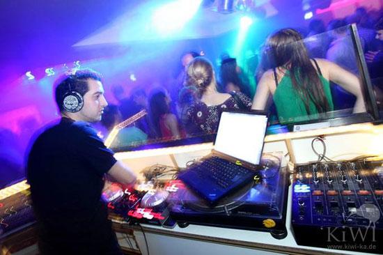Für DJ Beatgee hat Auflegen viel mit Networking zu tun
