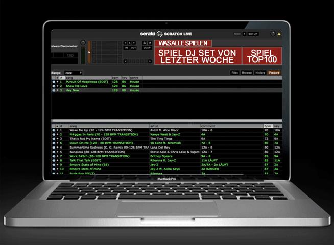 Vielleicht gibt es ja bald neue Funktionen, die dir bei deinen DJ Sets aushelfen