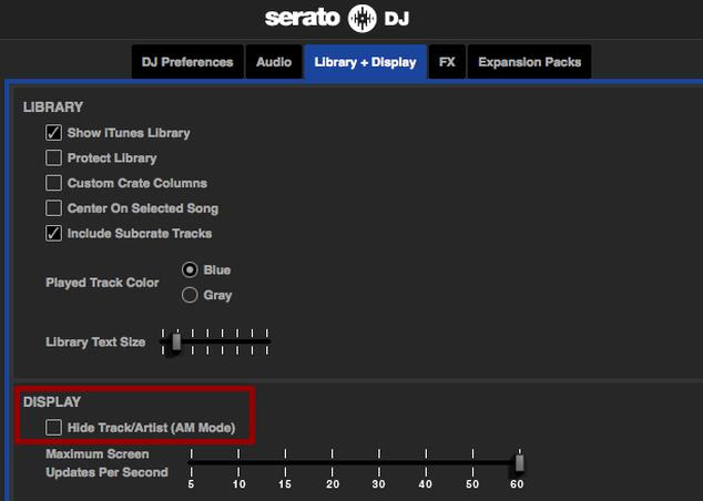 Mit Hilfe des DJ AM Easter Egg kannst du dich vor neugierigen DJs schützen