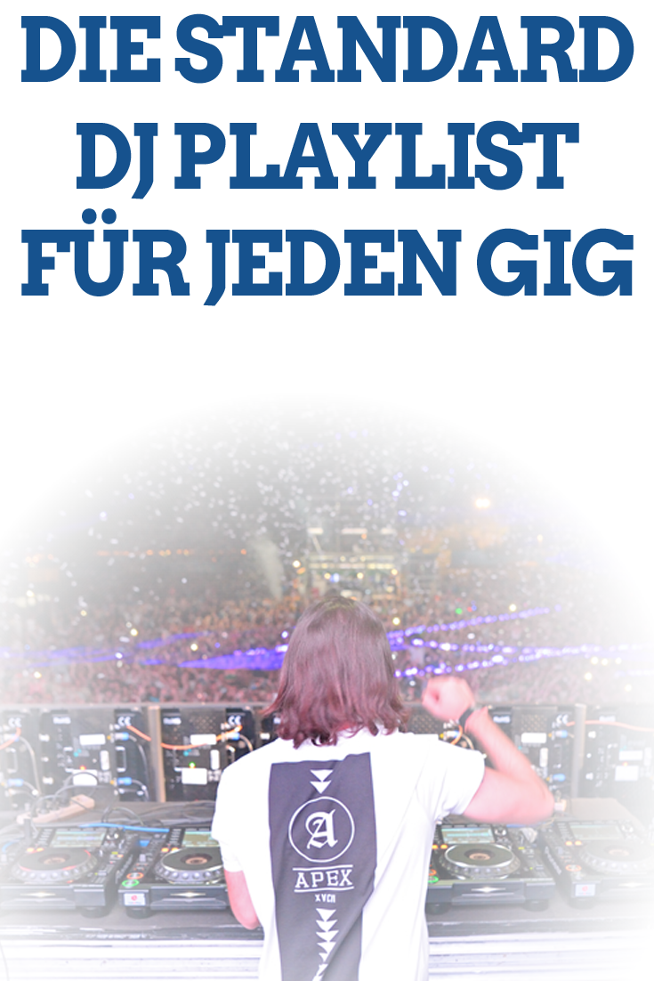 Standard DJ Playlist