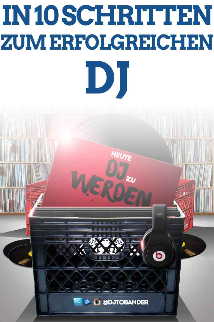 DJ Zu Werden