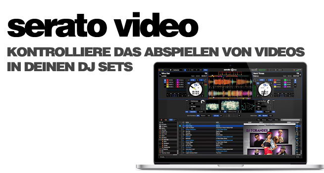 Serato DJ Intro VIDEO