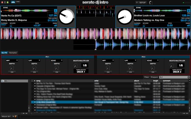 Serato DJ Intro FX