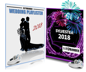 Wedding Playlisten NYE 2018