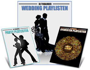 Wedding Playlisten 2017