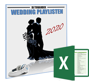 Wedding Playlisten 2020